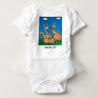 Body Para Bebê Cresça acima!