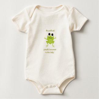 Body Para Bebê Crescido orgânica