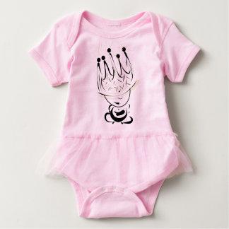 Body Para Bebê Criança do rei Bebê Vestir-se