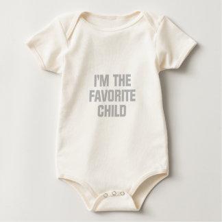 Body Para Bebê Criança favorita