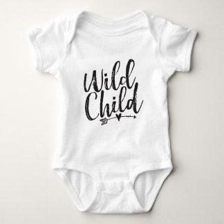 Body Para Bebê Criança selvagem