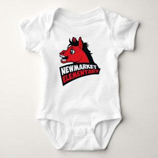 Body Para Bebê Criança T da mula de NES mini