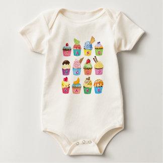 Body Para Bebê Criar seus próprios deleites deliciosos do