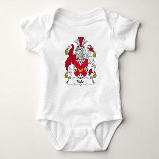 Body Para Bebê Crista da família de Yale