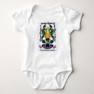 Body Para Bebê Crista média dos guardiães de Not'Cho