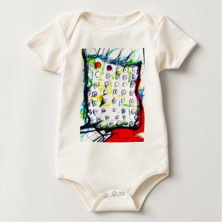 Body Para Bebê Cristais do tempo e a sopa do quantum pela