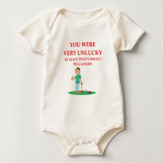 Body Para Bebê croquet