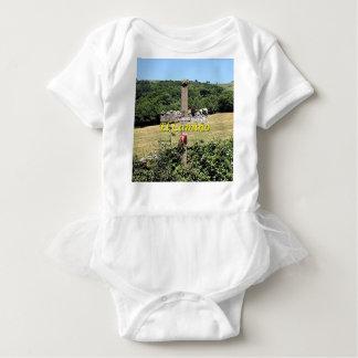 Body Para Bebê Cruz de madeira, EL Camino, espanha