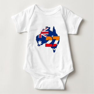 Body Para Bebê CSREP27austrailianew