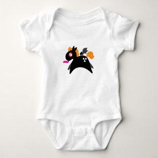 Body Para Bebê Cultivador impresso do bebê de Lil dos desenhos