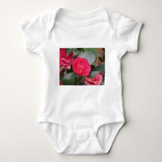 Body Para Bebê Cultivar japonês antigo do japonica vermelho da