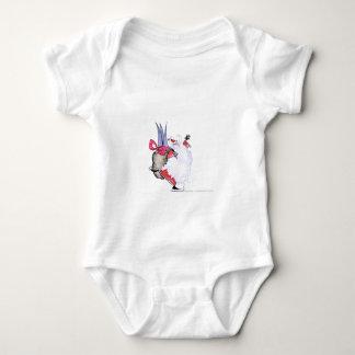 Body Para Bebê Cumprimentos 1 das estações por Tony Fernandes