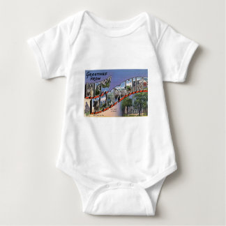 Body Para Bebê Cumprimentos de New Hampshire