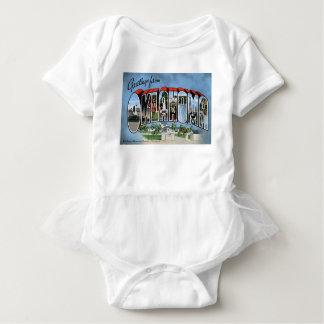 Body Para Bebê Cumprimentos de Oklahoma