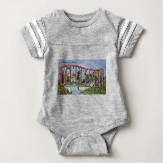 Body Para Bebê Cumprimentos de Tennessee