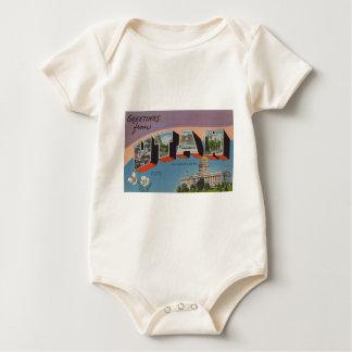Body Para Bebê Cumprimentos de Utá