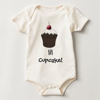 Body Para Bebê Cupcakes bonitos