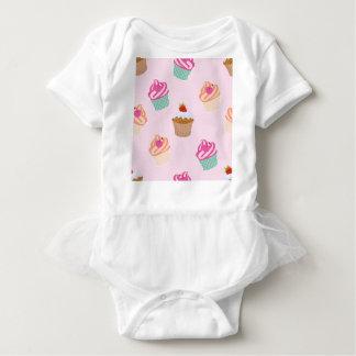Body Para Bebê Cupcakes e muffin
