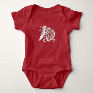 Body Para Bebê Cupido