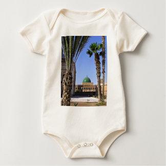 Body Para Bebê Cúpula mesquita em Cairo