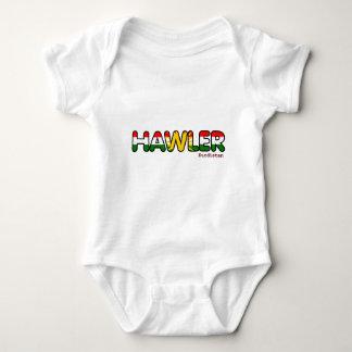 Body Para Bebê Curdistão de Hawler