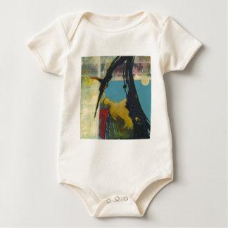 Body Para Bebê Curiosidade o dragão abstrato