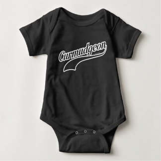 Body Para Bebê Curmudgeon