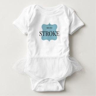 Body Para Bebê Cursos da escova