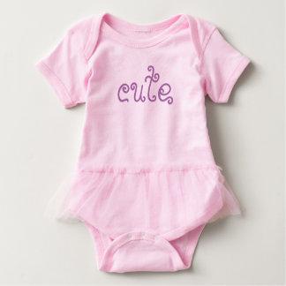 Body Para Bebê Cute