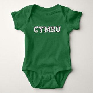 Body Para Bebê Cymru