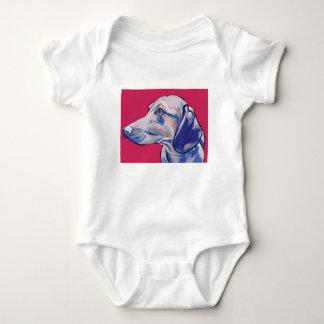 Body Para Bebê dachshund