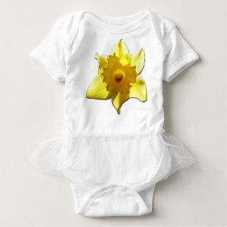 Body Para Bebê Daffodil 1.5.5.b da trombeta amarela