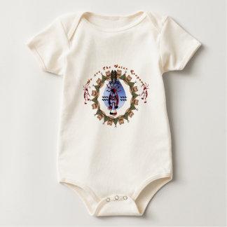 Body Para Bebê Dakota molha depositários