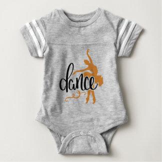 Body Para Bebê Dança