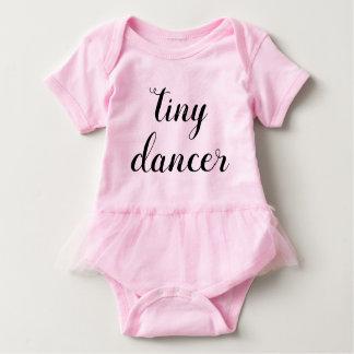 Body Para Bebê Dançarino minúsculo