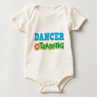 Body Para Bebê Dançarino no treinamento (futuro)