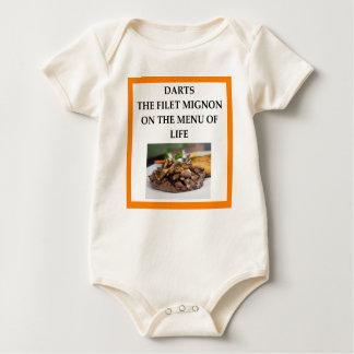 Body Para Bebê dardos
