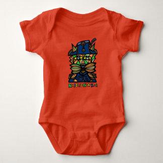 "Body Para Bebê De ""Bodysuit do jérsei do bebê Napoleon Kat"""