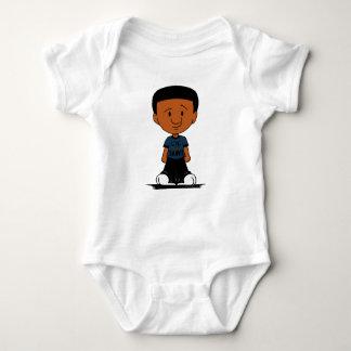 """Body Para Bebê De """"santo Li'l """""""