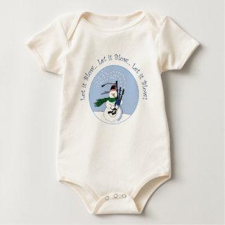Body Para Bebê Deixais lhe para fundir, deixe-o fundir, deixe-o