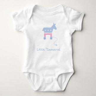 Body Para Bebê Democrata pequena