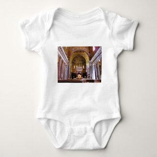 Body Para Bebê Dentro da igreja yeah