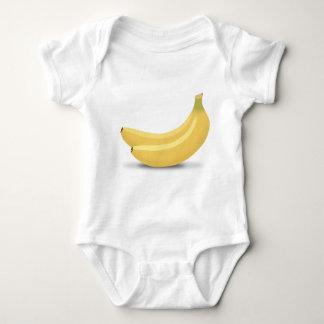 Body Para Bebê Desenho da banana