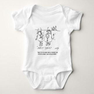 Body Para Bebê Desenhos animados 3348 da vaca
