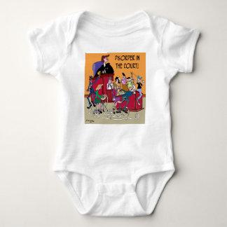 Body Para Bebê Desenhos animados 6553 da lei