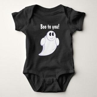 Body Para Bebê Desenhos animados bonitos do divertimento de um