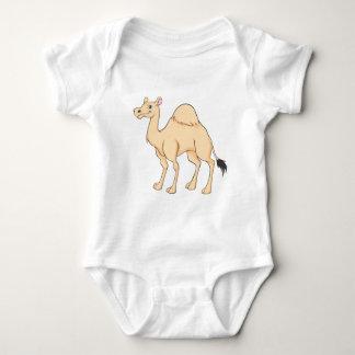 Body Para Bebê Desenhos animados felizes do camelo