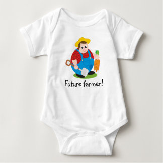Body Para Bebê Desenhos animados modernos bonitos de um