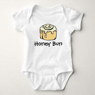 Body Para Bebê Design bonito dos desenhos animados do rolo de