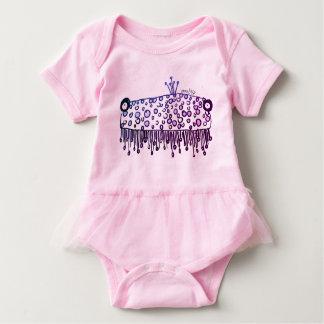 Body Para Bebê Design bonito e subtil para o bebê estilo-ocupado!